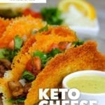 KETOFY.ME - Keto Cheese Shells - Easy and Zero Carbs - Microwaveable | www.ketofy.me | Keto Recipes | Keto Resources | Eating out on Keto | How to Start Keto Guide