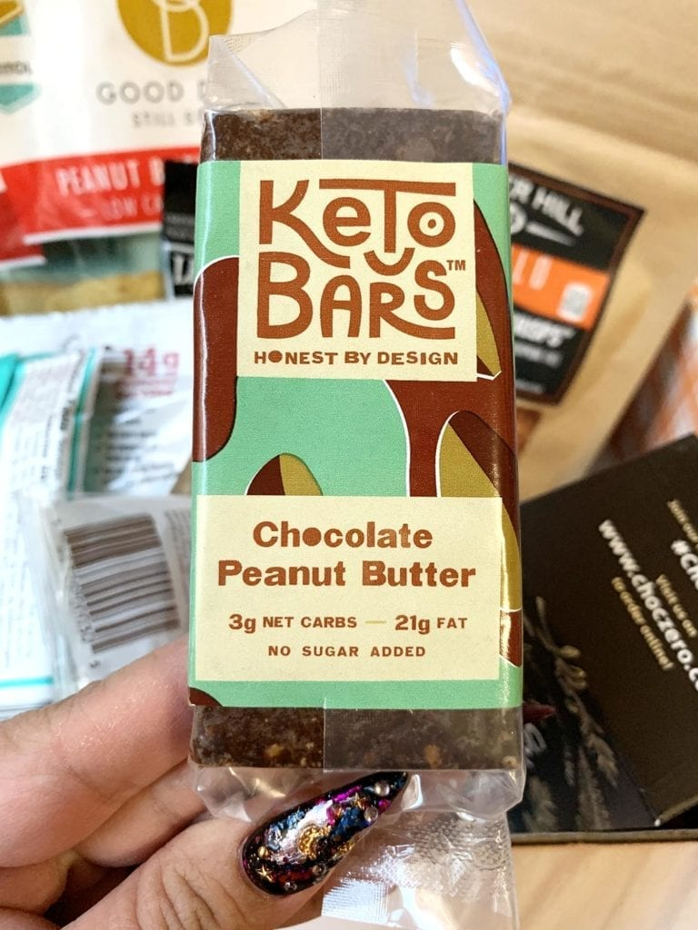 Ketokrate December 2018 Goodies and Review by Ketofy.me