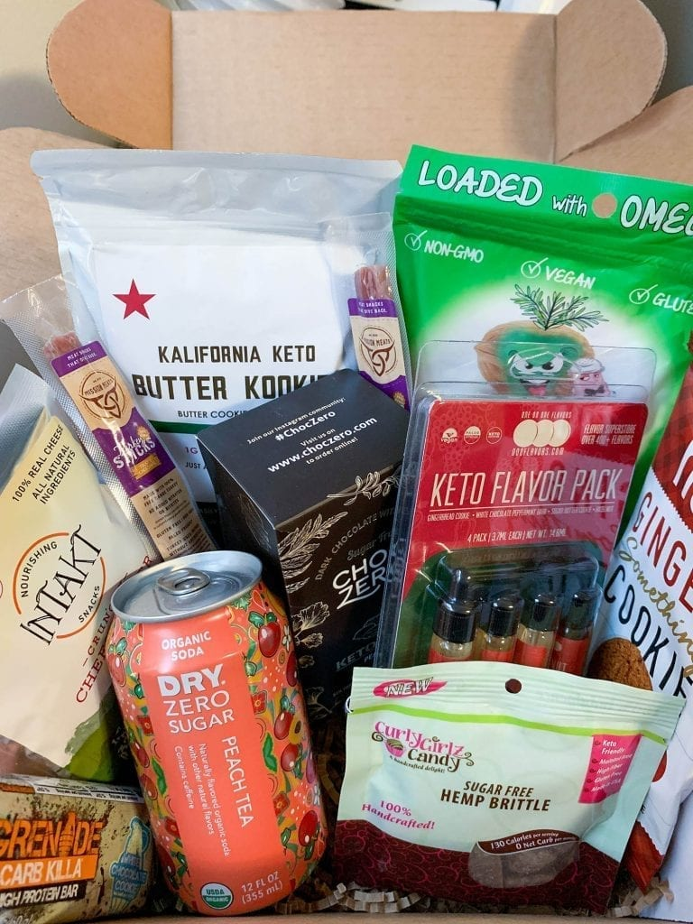 The Keto Box Review from Ketofy Me - Is The Keto Box worth it - Keto Snacks and Goods | www.ketofy.me | Keto Recipes | Keto Resources | Eating out on Keto | How to Start Keto Guide