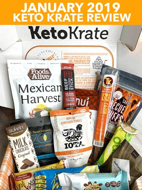 Keto Krate Review January 2019  – True cost of Keto Krate