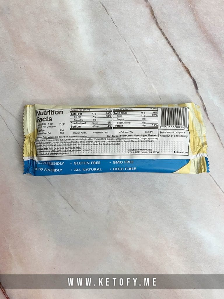 Ketofy Me Keto Krate Review January 2019 - Keto Subscription Review