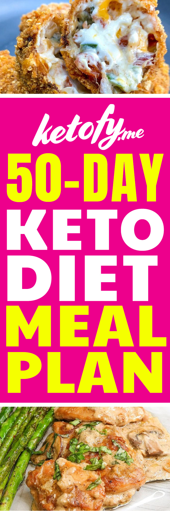 Free 50 Days Keto Meal Plan For Beginners Ketogenic Diet Meal Plan
